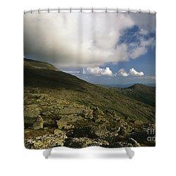 Mount Washington - White Mountains New Hampshire Usa Shower Curtain by Erin Paul Donovan