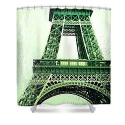 Ponte D'lena Sculpture Shower Curtain by JAMART Photography