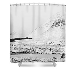 Rannoch Moor Shower Curtain