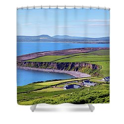 Ring Of Kerry - Ireland Shower Curtain