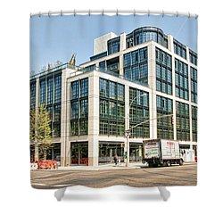 500 W 21st Street 4 Shower Curtain