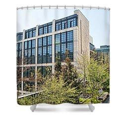 500 W21st Street 1 Shower Curtain