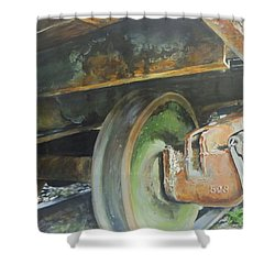 523 Shower Curtain