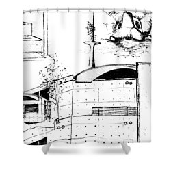 5.31.japan-7-detail-a Shower Curtain