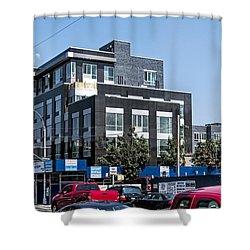 544 Union 3 Shower Curtain