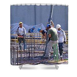544 Union C1 Shower Curtain