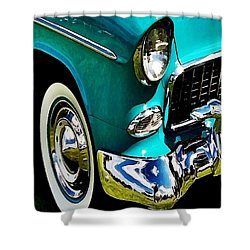 55 Shower Curtain