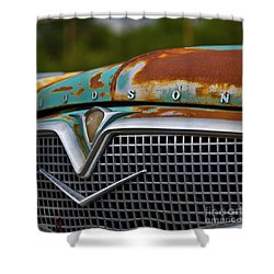 Car 66 Shower Curtain
