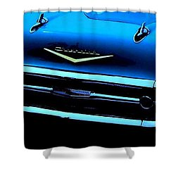 57 Memories Shower Curtain by Greg Moores
