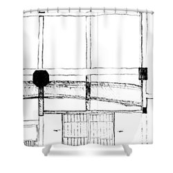 5.7.japan-2-right-side Shower Curtain
