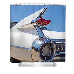 '59 Caddy Shower Curtain