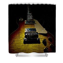 59 Reissue Guitar Spotlight Series Shower Curtain