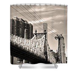 59th Street Bridge No. 4-1 Shower Curtain