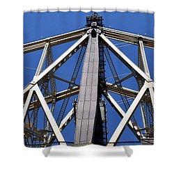 59th Street Bridge No. 88 Shower Curtain
