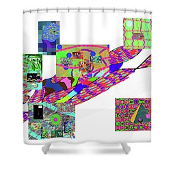 6-20-2057l Shower Curtain