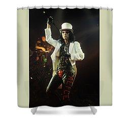Alice Cooper Shower Curtain