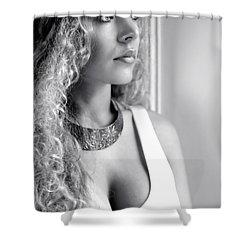 Gemma Shower Curtain