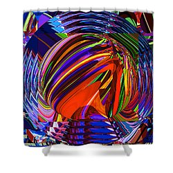 62 Spin Shower Curtain
