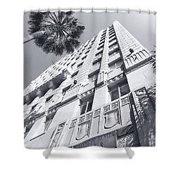6253 Hollywood At Vine Shower Curtain