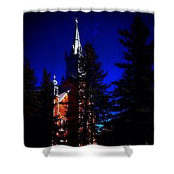 Sunday Glory Shower Curtain