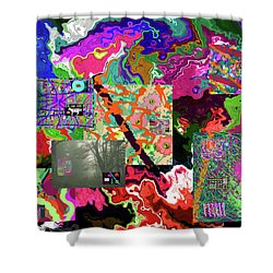 7-31-3057c Shower Curtain