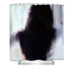 Abstract Photography Shower Curtain by Allen Beilschmidt