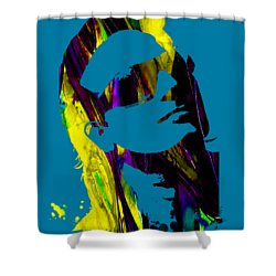 Bono Collection Shower Curtain