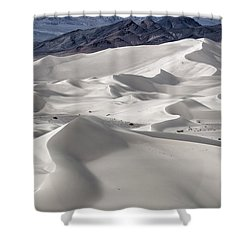 Dumont Dunes 8 Shower Curtain