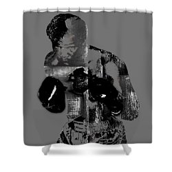 George Foreman Collection Shower Curtain