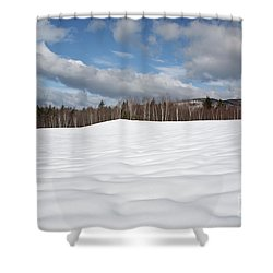 Kancamagus Highway - White Mountains New Hampshire Usa Shower Curtain by Erin Paul Donovan