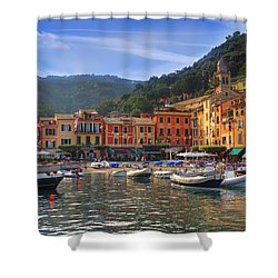Portofino Shower Curtain