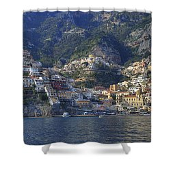 Positano - Amalfi Coast Shower Curtain