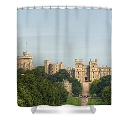 Windsor Castle Shower Curtain