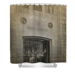 75 State Street Shower Curtain