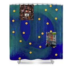 8-18-2057c Shower Curtain