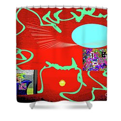 8-18-2057g Shower Curtain