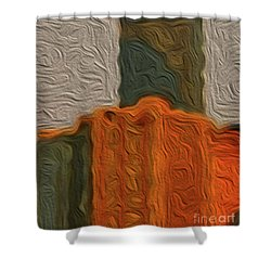 8-2-2057c Shower Curtain