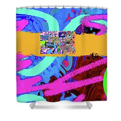 8-2-2057v Shower Curtain