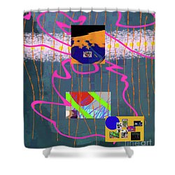 8-2-3057b Shower Curtain