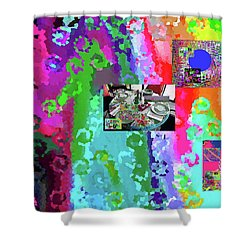 8-3-2057d Shower Curtain