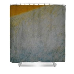 Calm Mind Shower Curtain by Kyung Hee Hogg