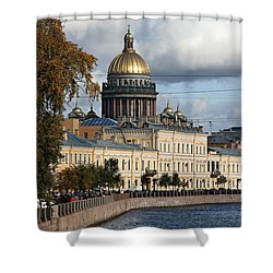 St. Petersburg Shower Curtain