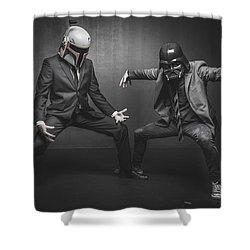 Star Wars Dressman Shower Curtain