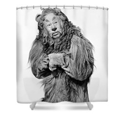 Wizard Of Oz, 1939 Shower Curtain by Granger