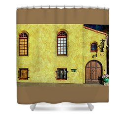 830 At 240 Shower Curtain by Paul Wear