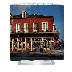 839 Decatur Street Shower Curtain
