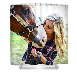 Shower Curtain featuring the photograph 8756 by Mary Timman