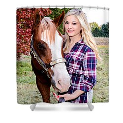 Shower Curtain featuring the photograph 8762 by Mary Timman