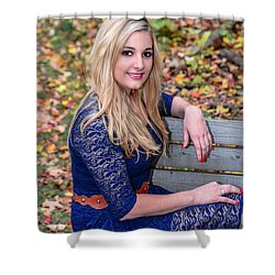 Shower Curtain featuring the photograph 8885 by Mary Timman