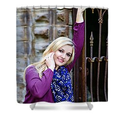 Shower Curtain featuring the photograph 8945 by Mary Timman